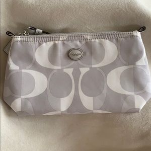 Coach cosmetic bag - Brand New!